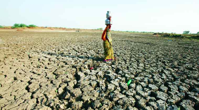 Water Crisis, Mr. Gaurav Bhosle