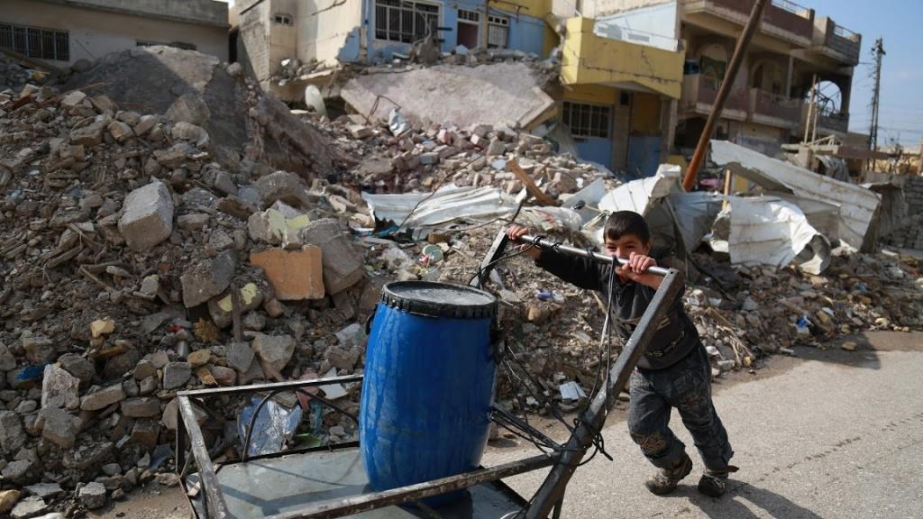 East Mosul, Michal Przedlacki