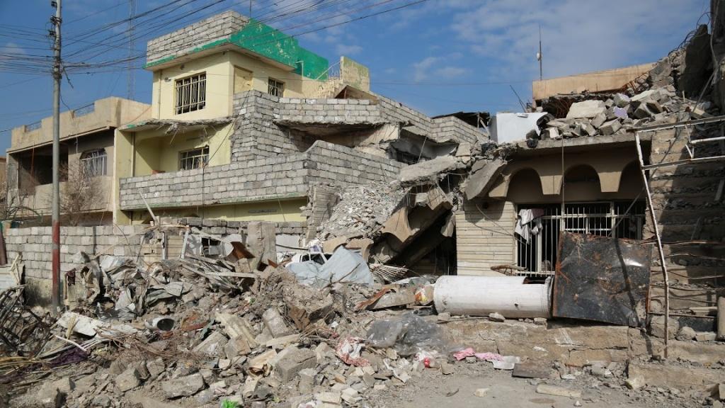 East Mosul, photo Michal Przedlacki