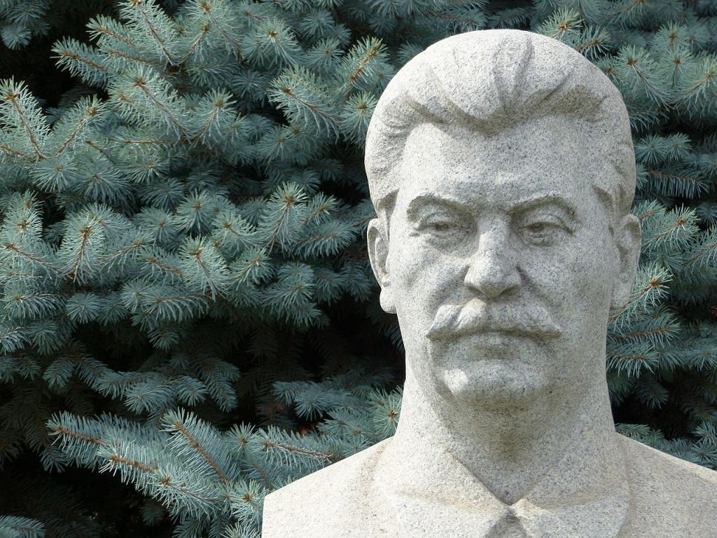 Tumba de Joseph Stalin, Moscú, Rusia, foto Benjamín Núñez González