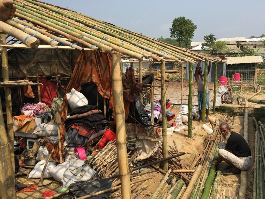 Bangladéš, foto Člověk v tísni