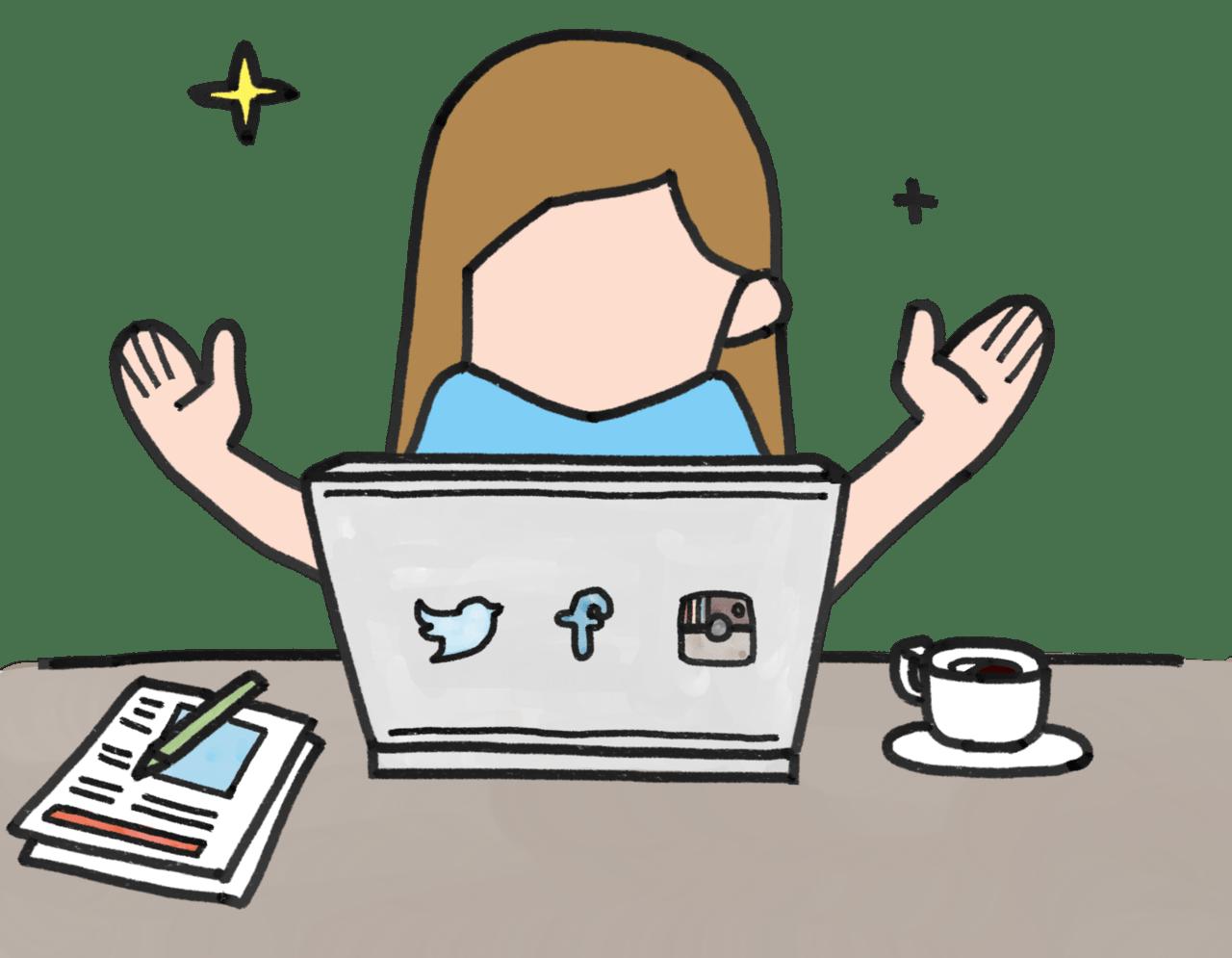 Beneficios redes sociales en educación Ijmaki