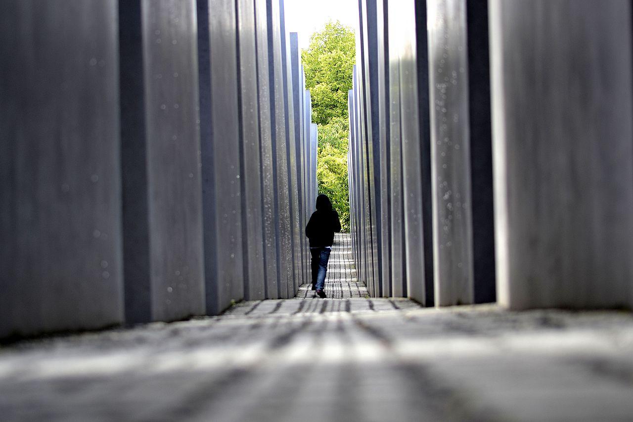 Holocaust Memorial by Crazy Zoc