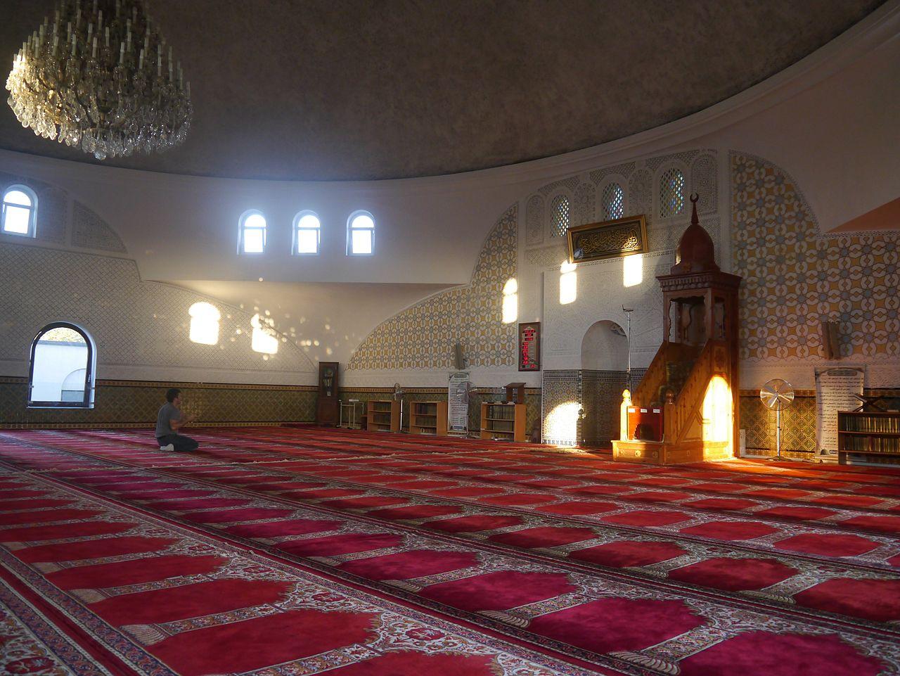 Wien Islamisches Zentrum Zairon