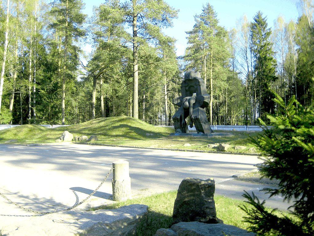 Памятник Молох тоталитаризма GAlexandrova
