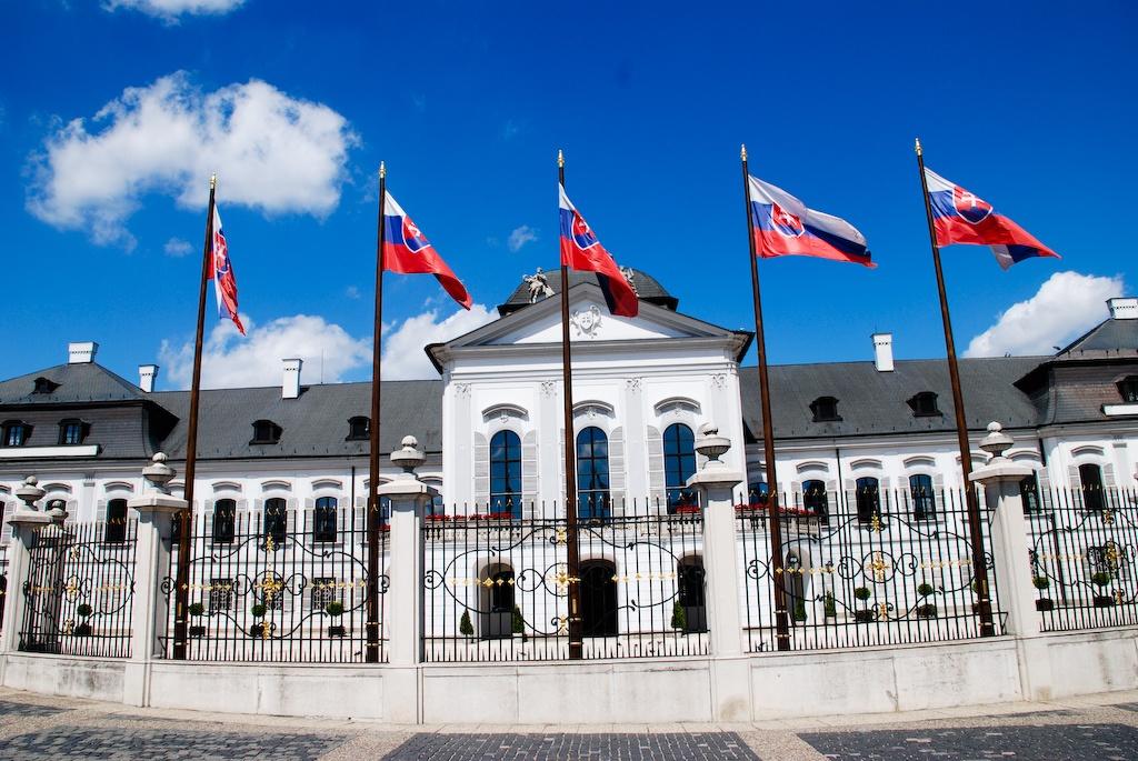 Grasalkovicov Palace Bratislava Slovakia by Slovakian99