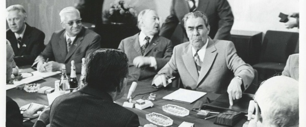 Leonid Brežněv 1975 by Carl Albert Center