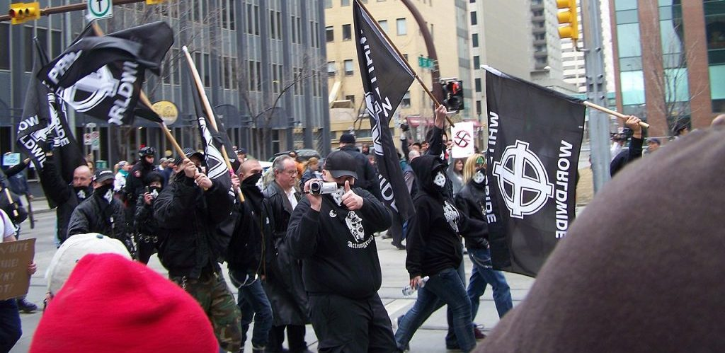 The Calgary based neo Nazi group Aryan Guard by Robert Thivierge