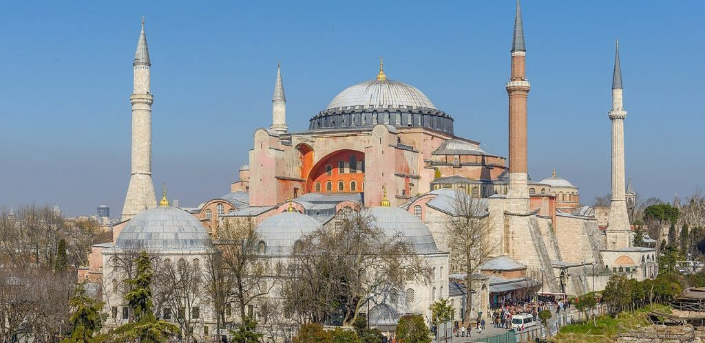 Hagia Sophia by Arild Vagen