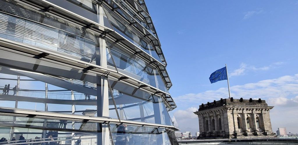 Bundestag Berlin by Ank Kumar 1