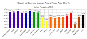 Youths Views on Same sex Marriage by Nerd271