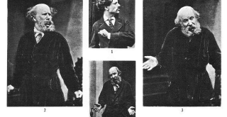 Expression of the Emotions PlateVI 1872